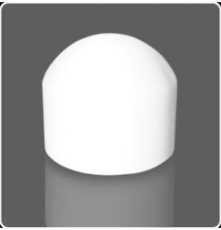 Заглушка D25 PPRC